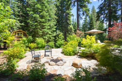 Tahoe Donner Landscape Design Project